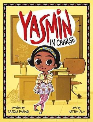 Yasmin in Charge by Saadia Faruqi