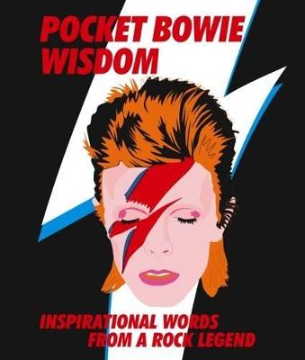 Pocket Bowie Wisdom by Hardie Grant