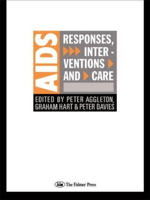 AIDS: Responses, Interventions and Care book
