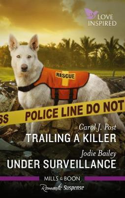 Trailing a Killer/Under Surveillance book