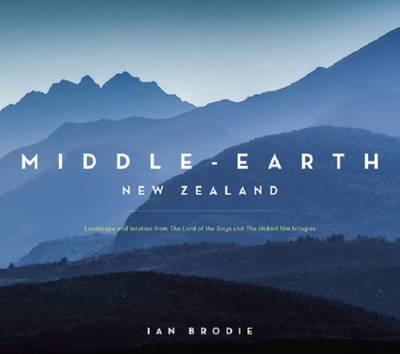 Middle-earth New Zealand book