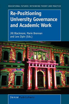 Re-Positioning University Governance and Academic Work by Jill Blackmore