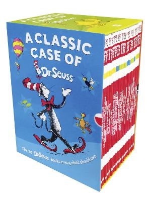 Classic Case of Dr. Seuss book