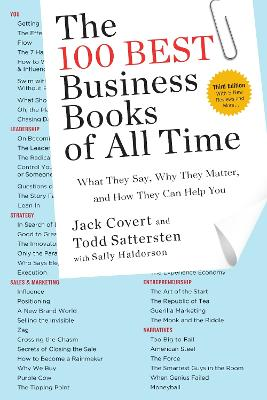 The 100 Best Business Books of All Time by Todd Sattersten