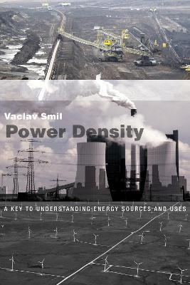 Power Density by Vaclav Smil