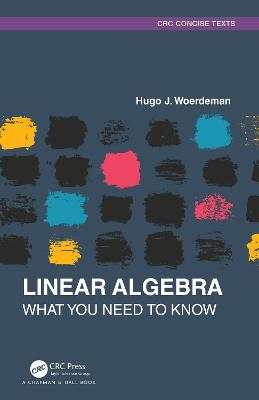 Linear Algebra: What you Need to Know book