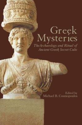 Greek Mysteries book