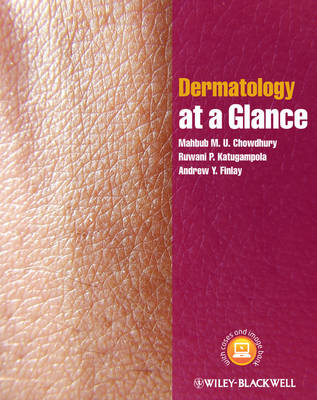 Dermatology at a Glance by Mahbub M. U. Chowdhury