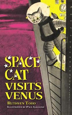Space Cat Visits Venus by Ruthven Todd