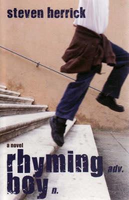 Rhyming Boy book