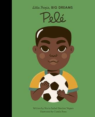Pele by Maria Isabel Sanchez Vegara