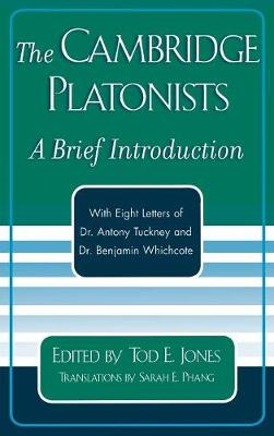 Cambridge Platonists by Sara Elise Phang