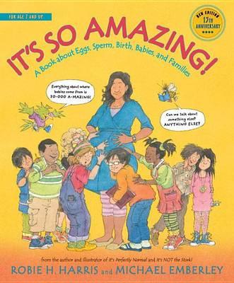 It's So Amazing! book