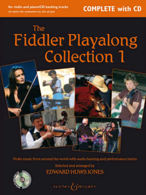 Fiddler Playalong Collection 1 by Edward Huws Jones