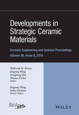 Developments in Strategic Ceramic Materials book