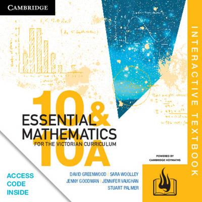 Essential Mathematics for the Victorian Syllabus Year 10 Digital (Card) by David Greenwood