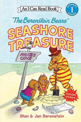 Berenstain Bears' Seashore Treasure by Stan Berenstain