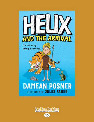 Helix and the Arrival by Damean Posner
