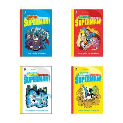The Amazing Adventures of Superman! by Benjamin Bird