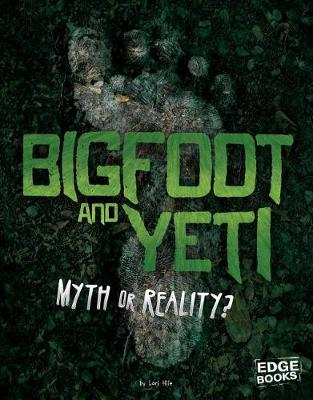 Bigfoot and Yeti by Mary Colson