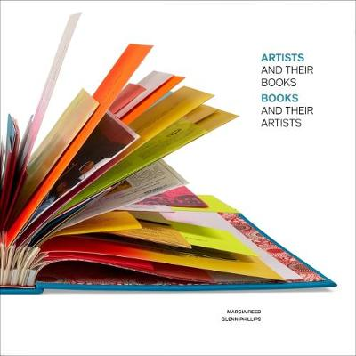 Artists and Their Books, Books and Their Artists book