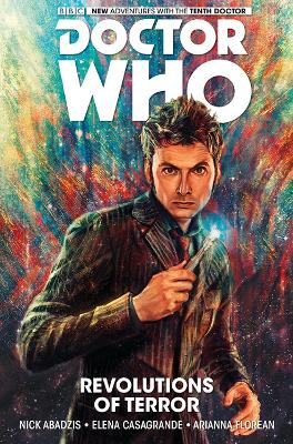 Doctor Who: New Adventures With the Tenth Doctor by Nick Abadzis