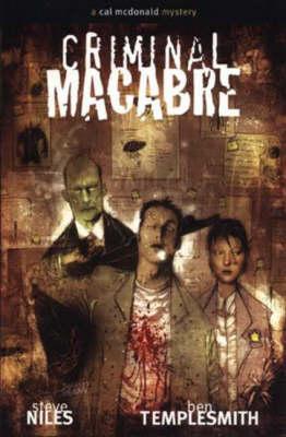 Criminal Macabre book