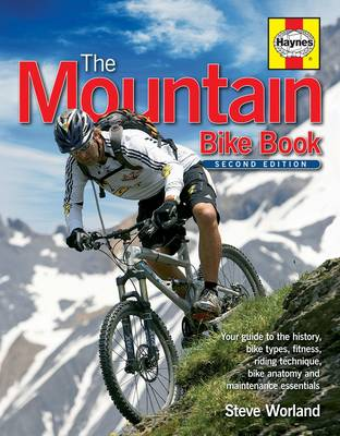 Mountain Bike Book by Steve Worland