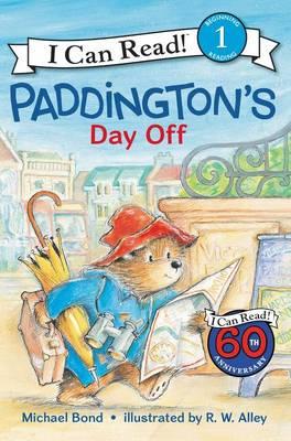 Paddington's Day Off by Michael Bond
