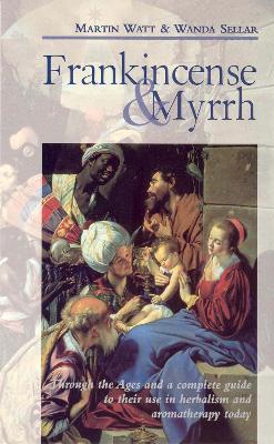 Frankincense & Myrrh book