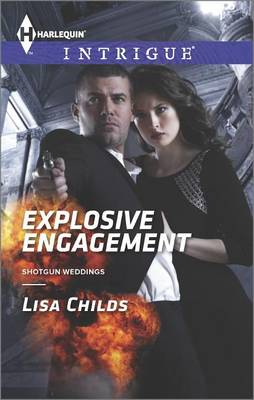 Explosive Engagement by Lisa Childs