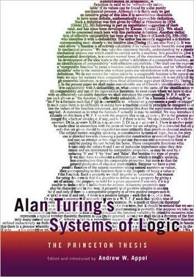 Alan Turing's Systems of Logic by Andrew W. Appel