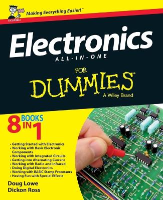 Electronics All-In-One for Dummies, UK Edition by Dickon Ross