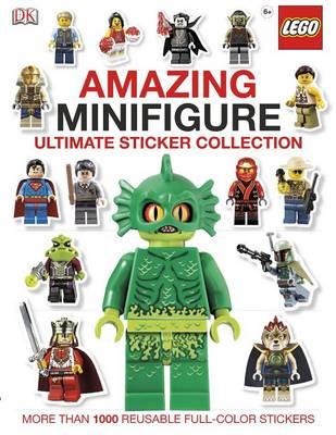 Amazing Minifigure by DK Publishing