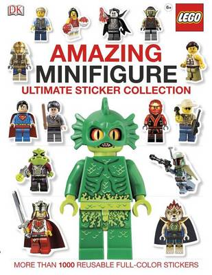 Amazing Minifigure by DK Publishing