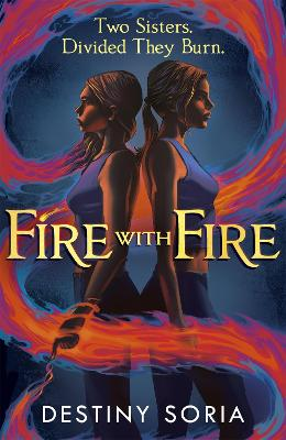 Fire with Fire book