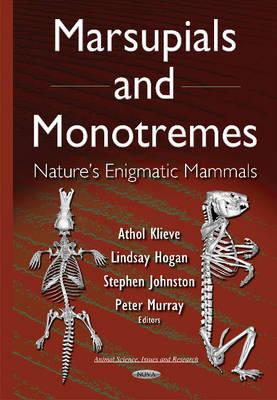 Marsupials & Monotremes by Athol Klieve