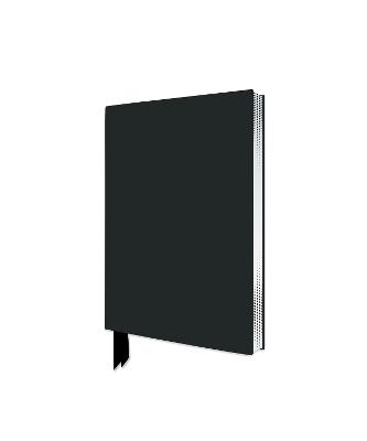 Black Artisan Pocket Journal (Flame Tree Journals) by Flame Tree Studio