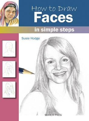 How to Draw: Faces book