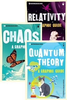 Introducing Graphic Guide box set - Great Theories of Science (EXPORT EDITION) by Bruce Bassett