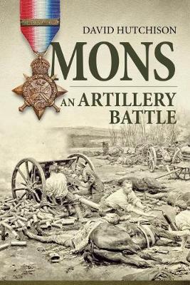 Mons, an Artillery Battle book