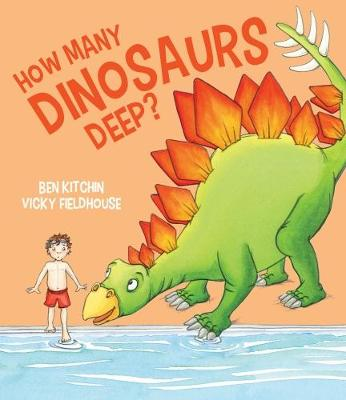 How Many Dinosaurs Deep? book