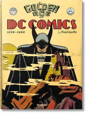 Golden Age of DC Comics book