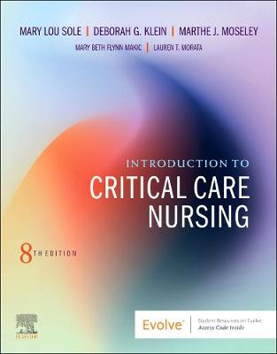 Introduction to Critical Care Nursing book