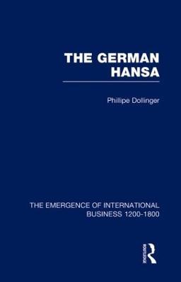 German Hansa book
