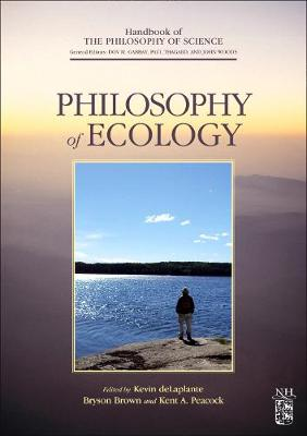Philosophy of Ecology book