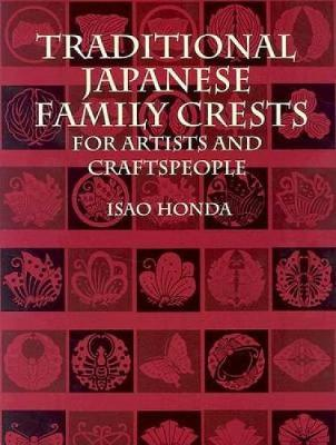 Traditional Japanese Family Crests book