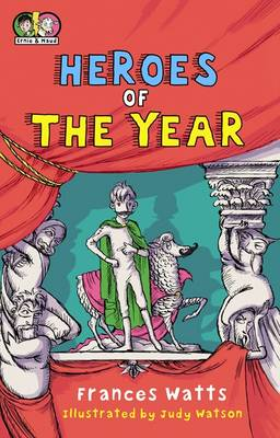 Heroes of the Year book