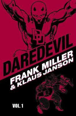 Daredevil By Frank Miller & Klaus Janson Vol.1 book