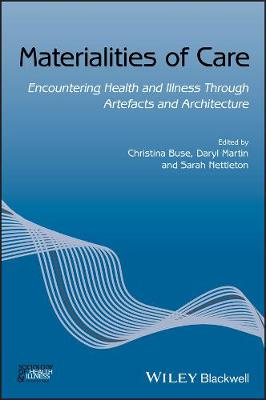 Materialities of Care book